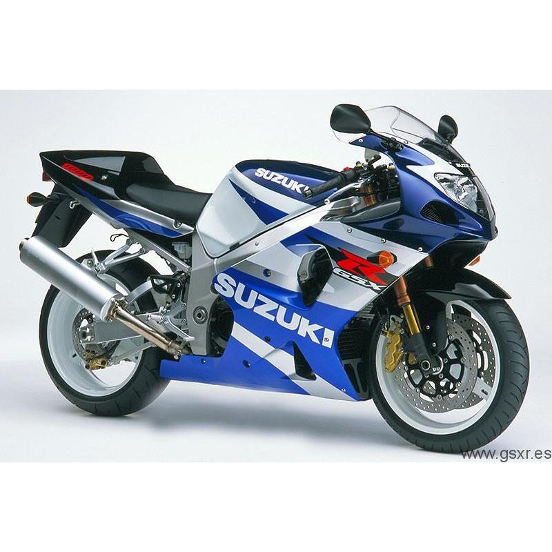 KIT EVO GSXR 1000 2001-2002