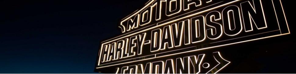 Carenados de circuito en fibra de vidrio para Harley Davidson