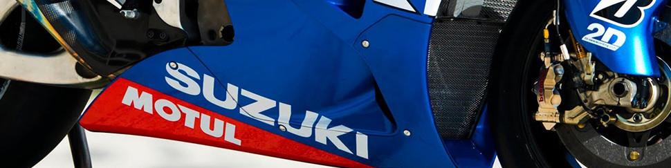 Carenados de circuito fibra de vidrio para Suzuki GSXR 1000 2001-2002