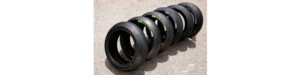 Presiones de neumáticos para circuito